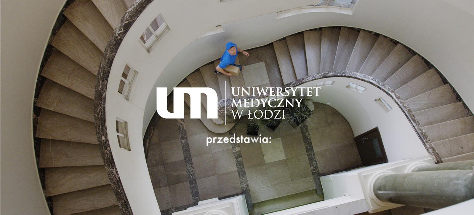 film reklamowy Łódź