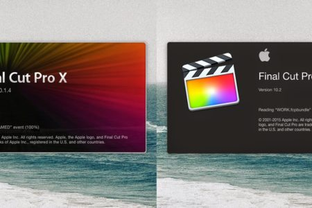 Ten zły, okropny, dziecinny Final Cut Pro X   Update 10.2
