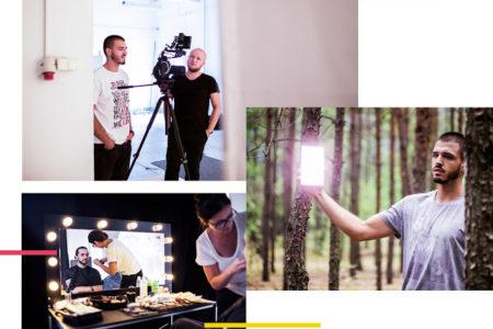 Jak nagrać pierwszy teledysk? Początki produkcji własnych klipów.