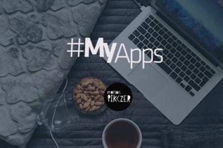 Ulubione aplikacje, których używam codziennie w Motion Pikczer | #MyApps